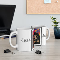 Jazz (Ceramic Mug 11oz)