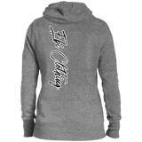 Queen's Features: Lips (Ladies' Pullover Hooded Sweatshirt)