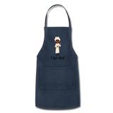 Woman's Apron - navy