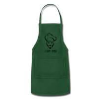 I Got This (Apron) - forest green