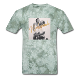 Nakupenda (Men's T-Shirt) - military green tie dye
