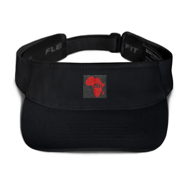 Ebi Africa and Power fist Visor