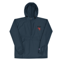 Ebi Jacket (Embroidered Champion Packable Jacket)