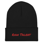 Raw Talent (Cuffed Beanie)