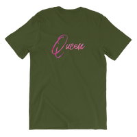 Black Queen's Features: Lips (Short-Sleeve Unisex T-Shirt)