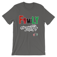 RBG Family Over Everything (Unisex T-Shirt)