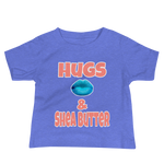 Hugs Kisses... (Baby Jersey Short Sleeve Tee)