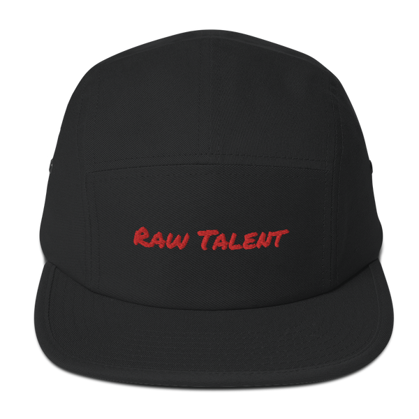 Raw Talent (5 Panel Camper)
