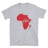 Red Ebi Logo (Short-Sleeve T-Shirt)
