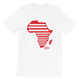 Africa is a Continent not Country (Unisex T-Shirt)