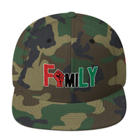 RBG Family Fist (Snapback Hat)