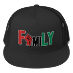 Family (Fist) Trucker Cap