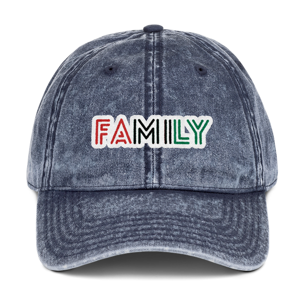 Ebi Family (Vintage Dad Hat)