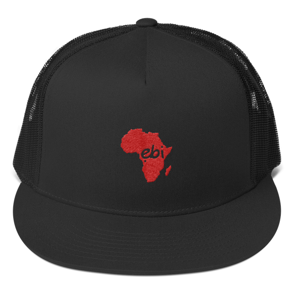 Red Ebi Logo (Trucker Cap)