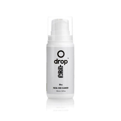 CBD Drop Facial Skin Cleanser 50mg CBD 100ml