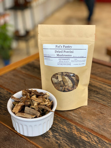 Dried Mushrooms Porcini