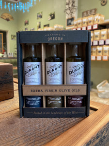 Durant Trio Box-Extra Virgin Olive