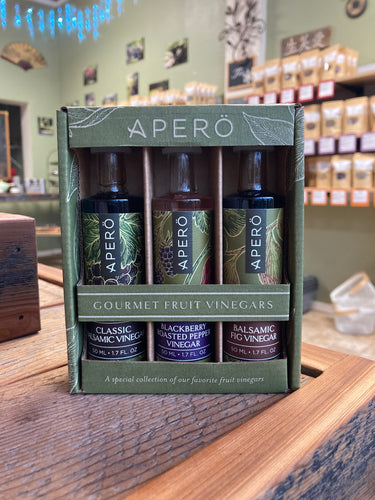 Apero Vinegar Trio Box-Classic