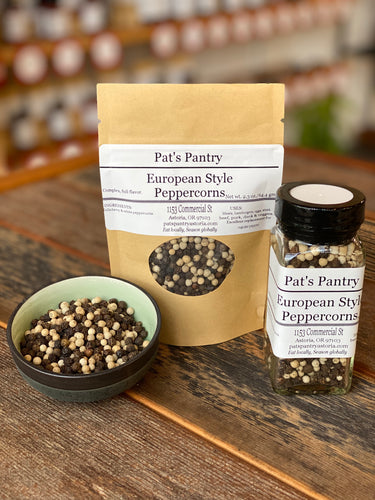European Peppercorn Blend, In-House Blend