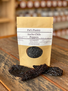 Ancho Whole Dried Chilies