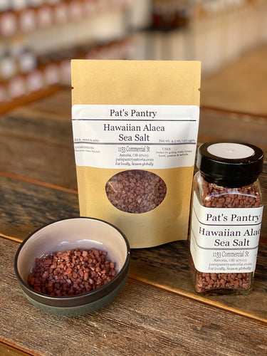 Hawaiian Pink Alaea Salt