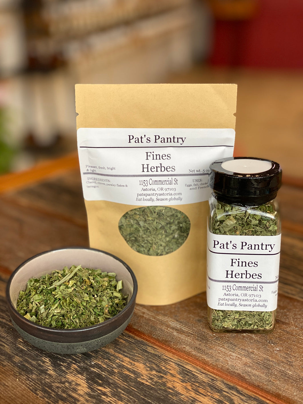 Fines Herbs, In-House Blend