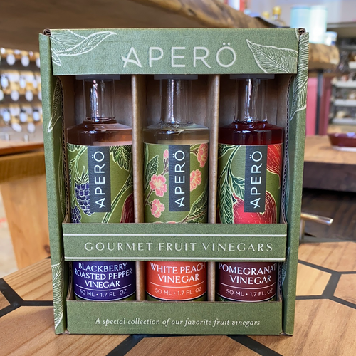 Apero Vinegar Trio Box-Summer Fruit