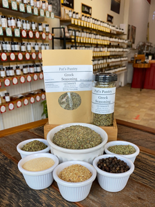 Greek Seasoning, In-House Blend