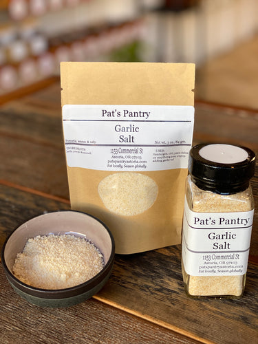 Garlic Salt, In-House Blend