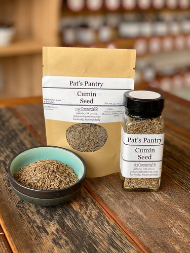 Cumin Seeds Whole