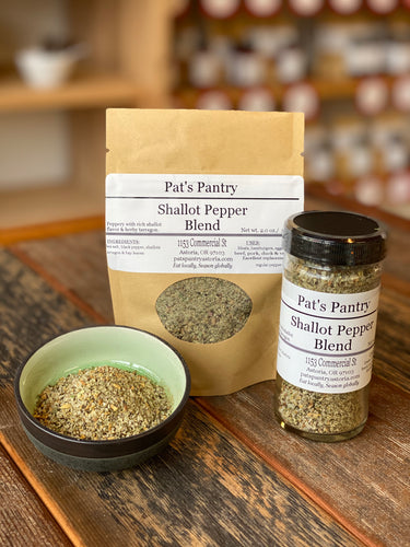 Shallot Pepper, In-House Blend
