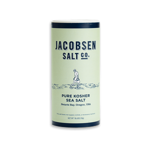 Jacobsen Salt Co. Pure Kosher Sea Salt