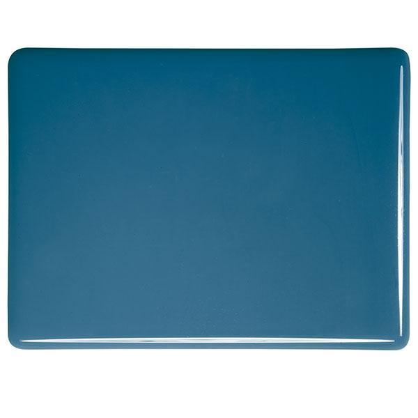 Bullseye Glass 0146-30F 20x35 Steel Blue full stock sheet