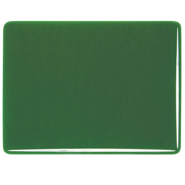 Bullseye Glass 1145-00F 20x35 Kelly Green - DISC sheet 53830000