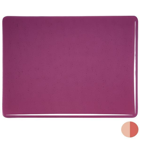 Bullseye Glass 1332-30F 20x35 Fuchsia sheet 53970000