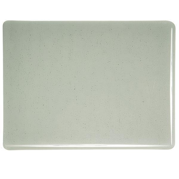 Bullseye Glass 1429-00F 20x35 Light Silver Gray - DISC full stock sheet