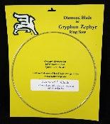 "Saw & Blades & Accessories Gryphon 7"" Diamond Blade For Zephyr Ring Saw - Standard 120 Grit"