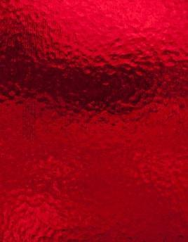 Wissmach Glass 18DR 21x32 Red Cathedral half stock sheet