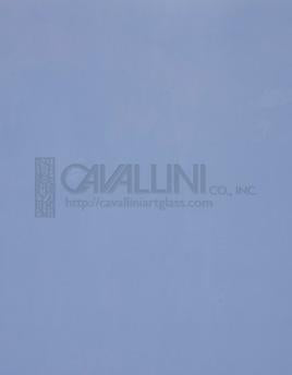 Wissmach Glass 230 14x16 Light Blue Opal sixth stock sheet