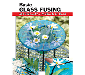 Fusing Books/Dvd/Vhs Basic Glass Fusing