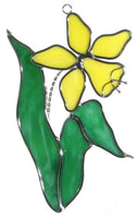 Studio One Giftware 5060 Daffodil Suncatcher 6 X 5