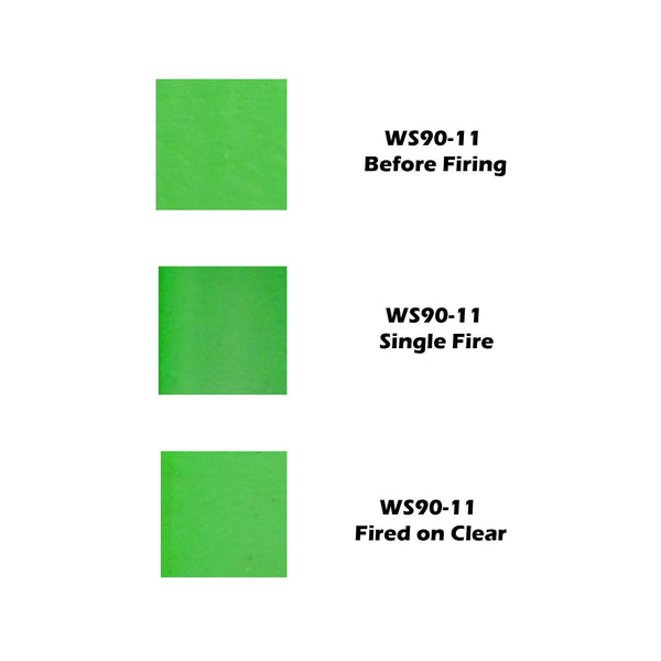 Wissmach Glass F90-11 32x42 Green Fusible 3MM full stock sheet