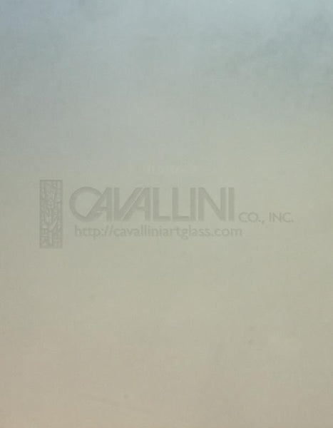 Architectural Glass BR001 FROSTED (SANDBLASTED CLEAR FLOAT) 44 1/4 X 63 1/4 44.25x63.25 full stock sheet