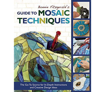 Mosaic Books/Dvd Guide To Mosaic Techniques