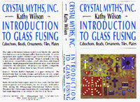 Fusing Books/Dvd/Vhs Introduction To Glass Fusing-Kathy Wilson Vhs