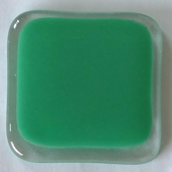 Youghiogheny Glass Y96-4000 18x24 Mint Green half stock sheet