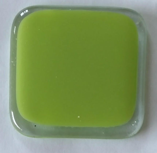 Youghiogheny Glass Y96-4500 24x36 Lime Green full stock sheet