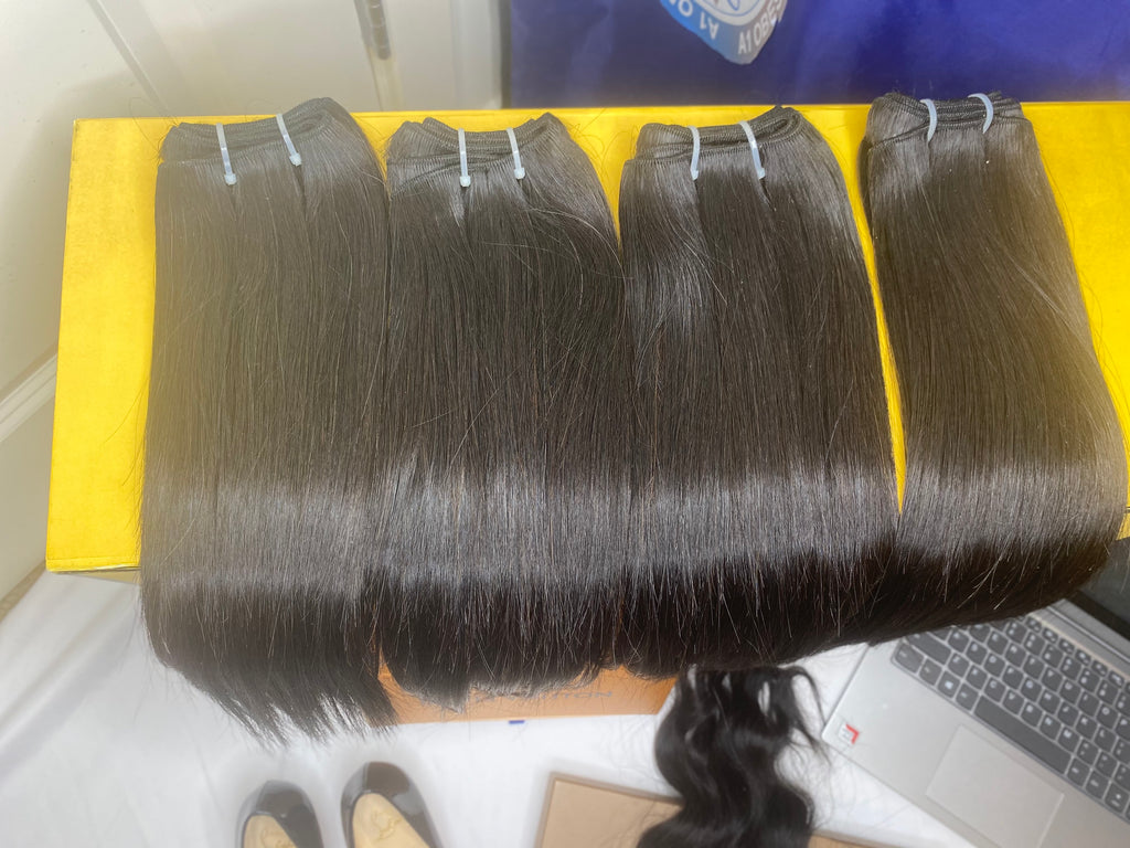 Raw Filipino Natural Straight