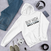 buy high sell low. (black)