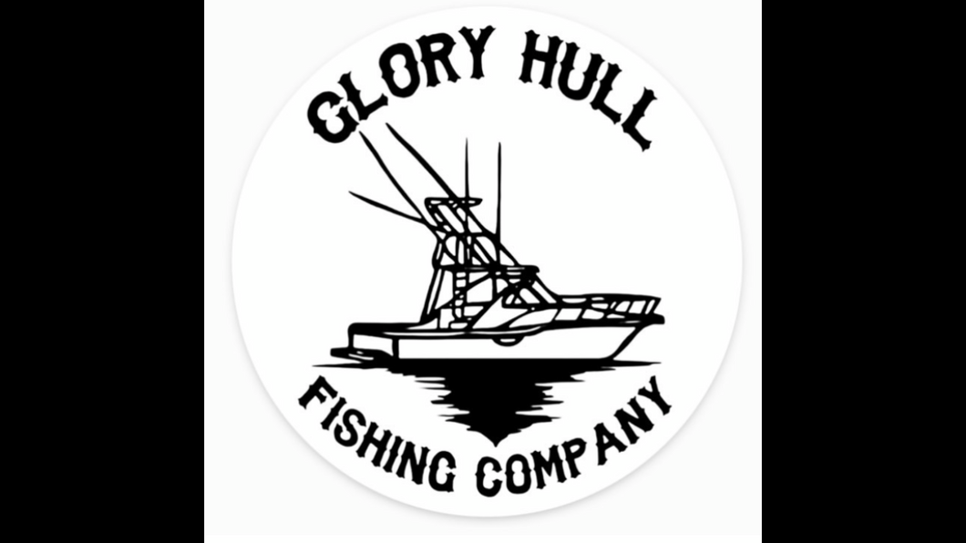 Glory Hull Original Sticker